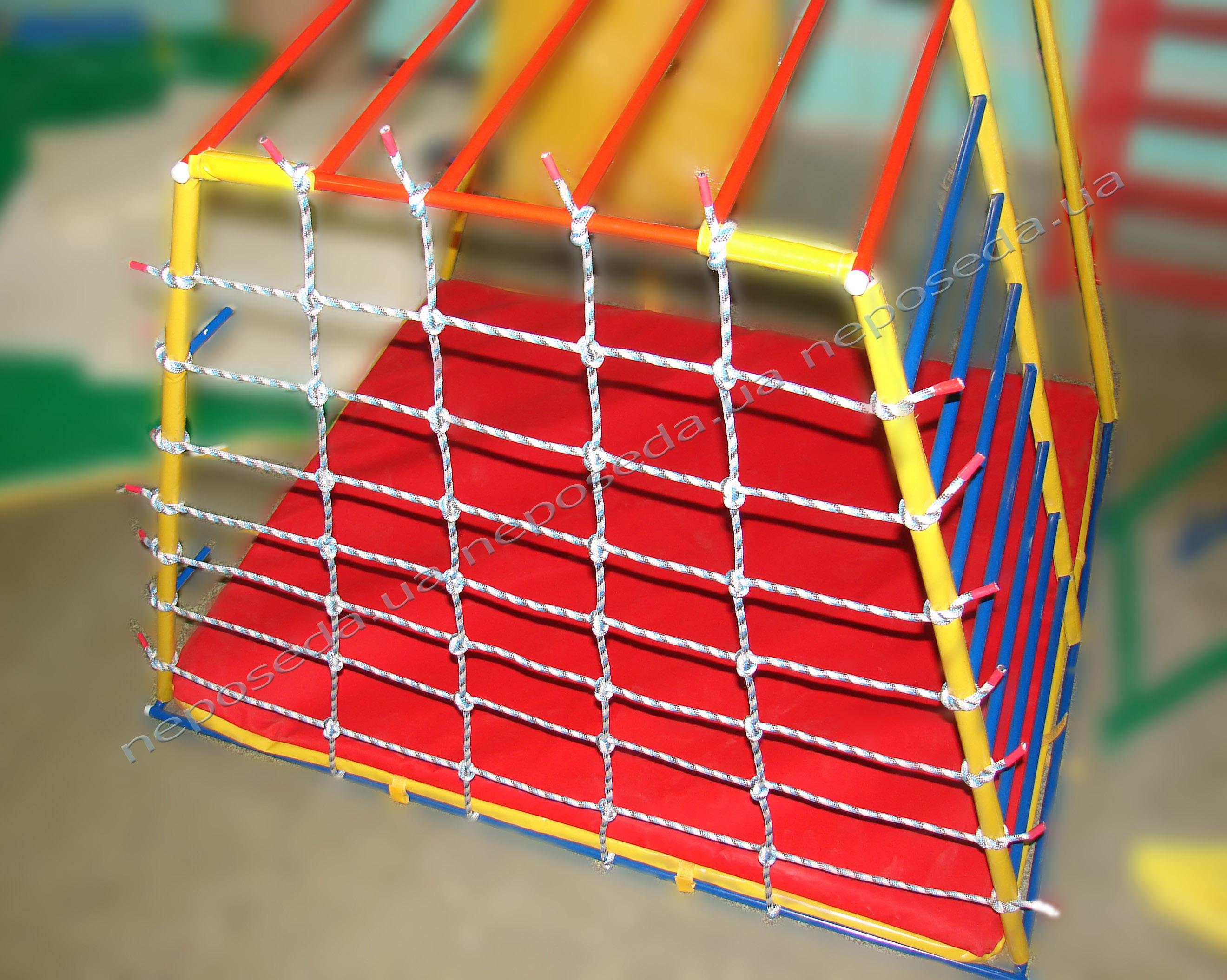 Гладиаторская сетка для детей