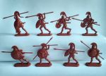 Warriors of Ancient Hellas - 8 psc