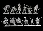 Warriors of Ancient Hellas. Set №2 - 12 psc