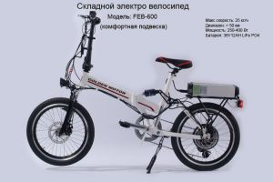 Электровелосипед Golden Motor FEB-600