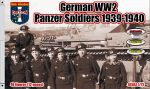ORI72058 German WWII Panzer Soldiers 1939-1940