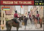 STR161 Napoleonic Prussian 7th Uhlans