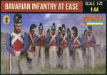 STR270 Bavarian Infantry at Ease