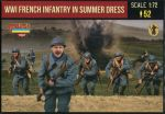 STRM134 WWI French Infantry in Summer Dress
